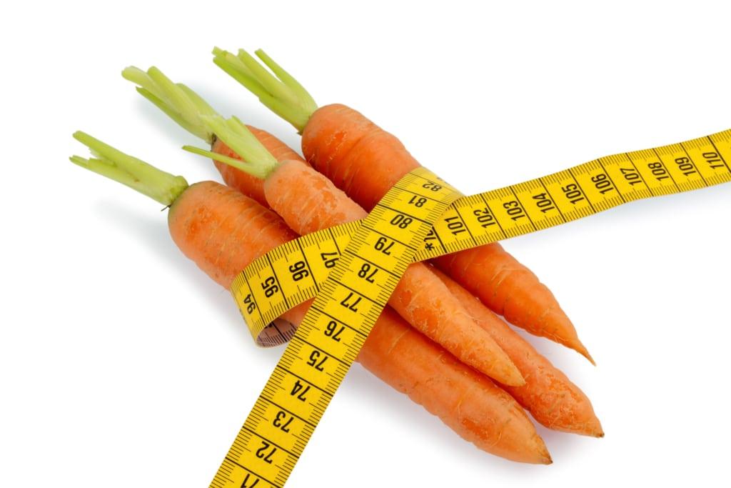 calorie carotte