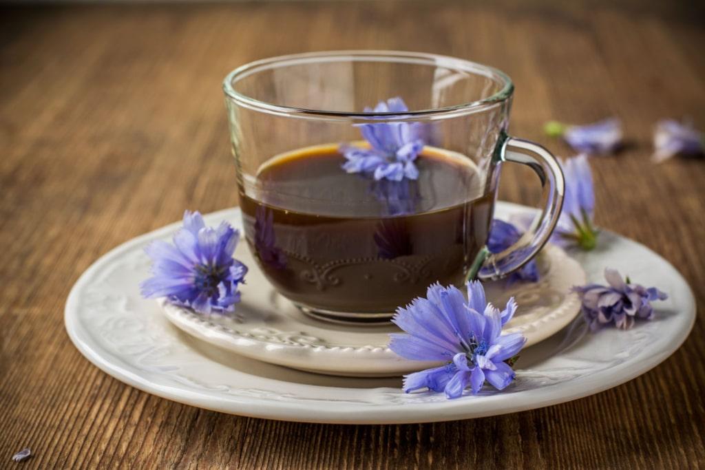 remplacer le café par une boisson chicorée