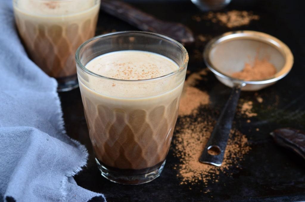 boisson caroube à la place du café