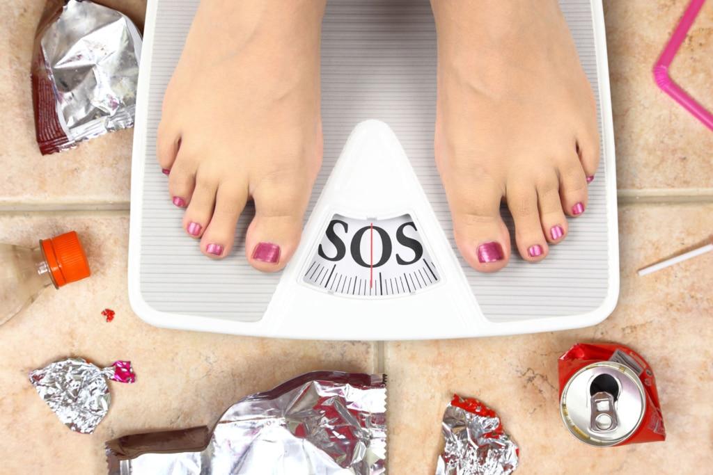 arrêter le sucre pour maigrir des hanches