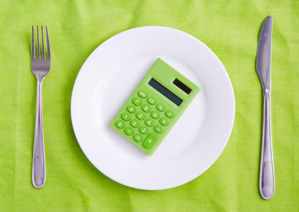 manger moins de calories pour maigrir des hanches