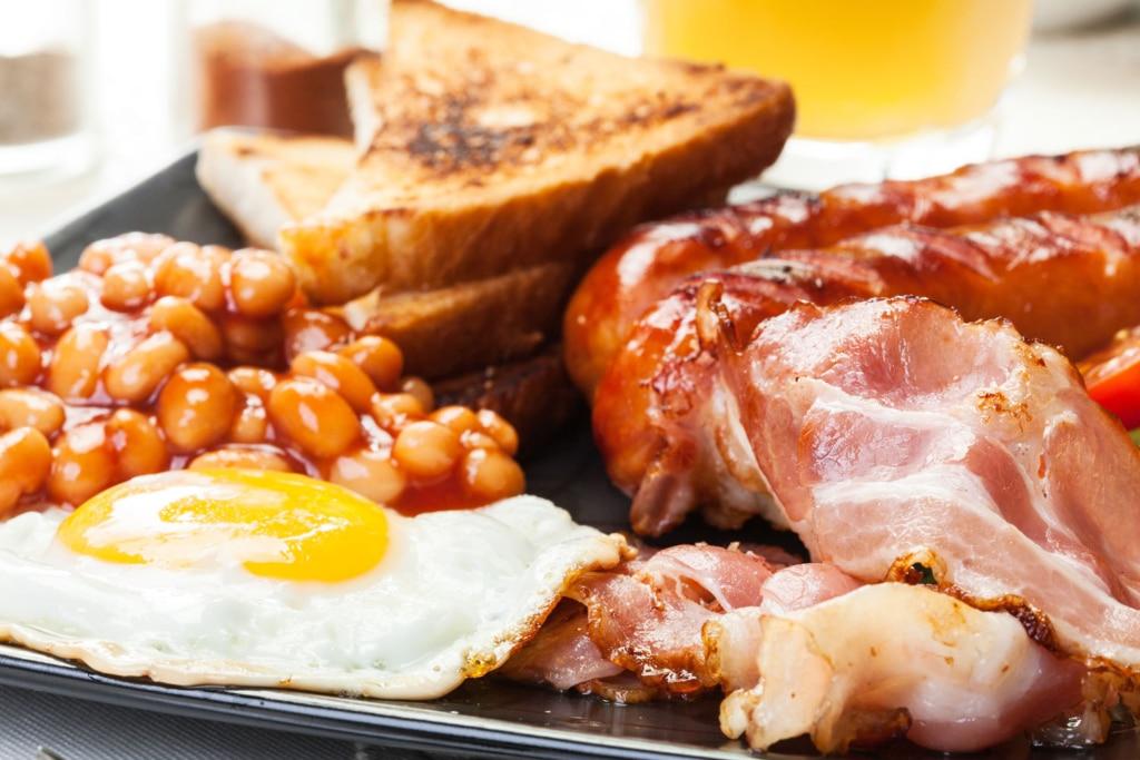 manger le gras le matin