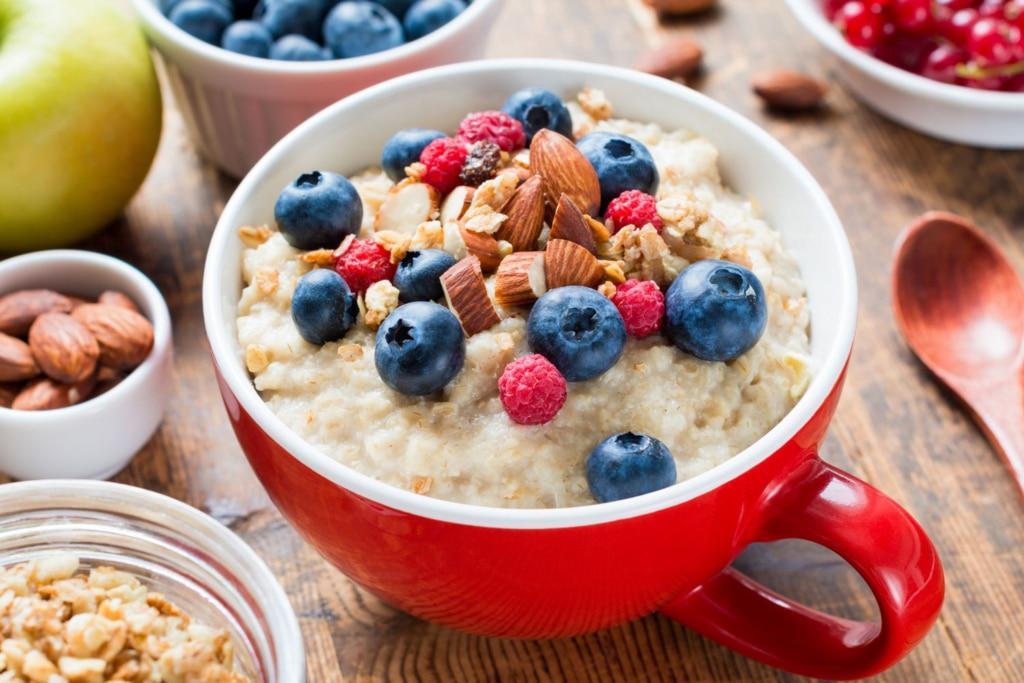 manger le matin