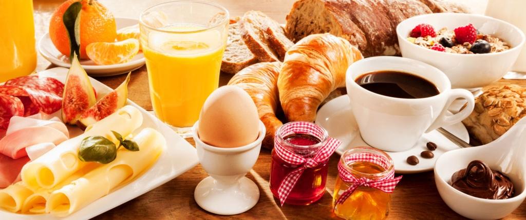 quoi manger le matin