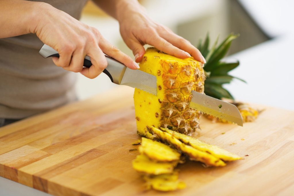 ananas recette