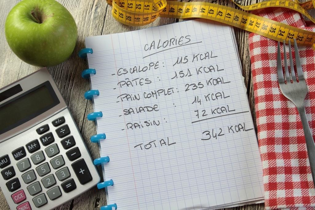 Combien de Calories par Jour pour Maigrir ? Réponse ...