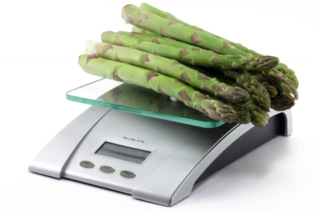 calories asperge