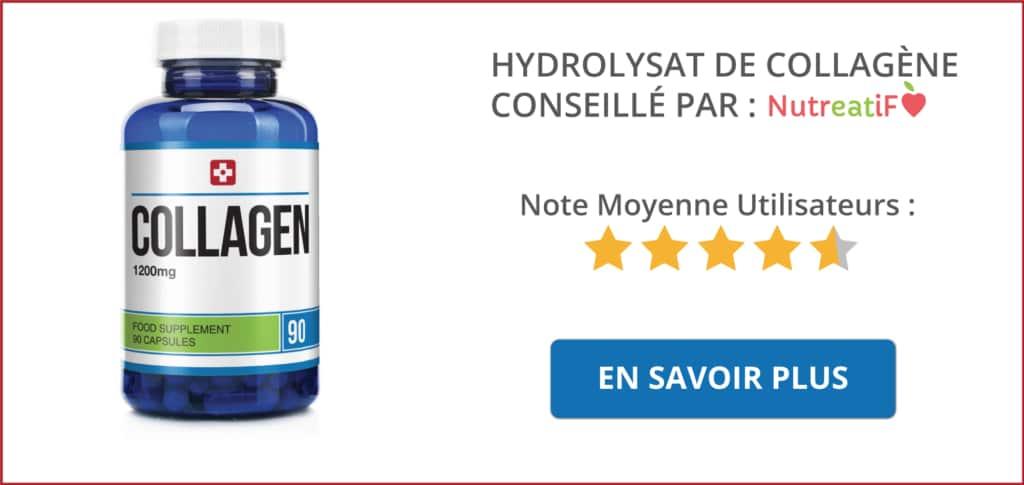 hydrolysat de collagène